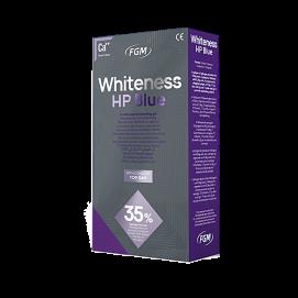 Whiteness HP Blue