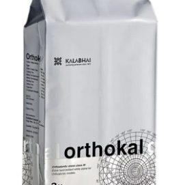 Yeso tipo III blanco Orthokal – kalabhai