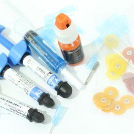 Resina, Adhesivos y Ácidos